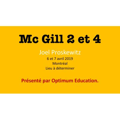 McGill 2 et 4